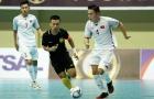Thua đau trên chấm phạt đền, ĐT Futsal Việt Nam mất vé vào chung kết