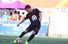 Minh Vương tái hiện siêu phẩm vào lưới U23 Hàn Quốc tại giải SPL-S1