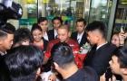 Huyền thoại Roberto Carlos đến Việt Nam 'tiếp sức' thầy trò Park Hang-seo
