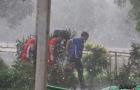 ĐT Việt Nam gặp gián đoạn vì thời tiết ở buổi tập đầu tiên trên đất Myanmar