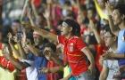 'Chết hụt' trước ĐT Việt Nam trên sân nhà, CĐV Myanmar ăn mừng như thể đánh bại nhà vô địch