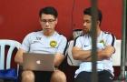 'Tướng' Malaysia 'mổ băng' xem tuyển Việt Nam trên sân tập