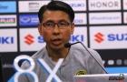 Đấu chung kết với Việt Nam, HLV Tan Cheng Hoe phát biểu cứng