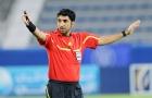 Trọng tài chủ nhà UAE bắt chính trận Việt Nam vs Nhật Bản