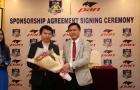 Futsal Thái Sơn Nam hợp tác cùng thương hiệu Thể thao Thái Lan
