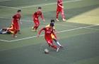 'Sao' HAGL ghi bàn, U22 Việt Nam cầm hòa đại diện V-League