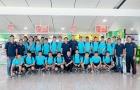 Chùm ảnh: Việt Nam tự tin chinh phục giải U22 Đông Nam Á
