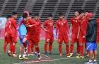 U22 Việt Nam đón tin vui trước trận ra quân gặp Philippines