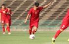 Không thể chắt chiu cơ hội, U22 Việt Nam cưa điểm với Thái Lan