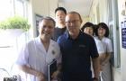 HLV Park Hang-seo khám sức khỏe định kỳ trước ngày hội quân U23 Việt Nam