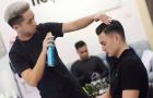 Về Việt Nam Lâm 'tây' đi cắt tóc, ăn phở Hà Nội