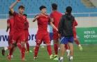 U23 Việt Nam đón tin vui từ Đình Trọng, thầy Park an tâm về hàng thủ