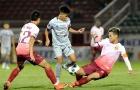 Cưa điểm với Sài Gòn FC, TP.HCM có nguy cơ mất ngôi đầu bảng