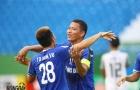 Tiến Linh trở lại, Anh Đức tỏa sáng Bình Dương thắng đậm 6 bàn ở AFC Cup