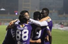 Trực tiếp Hà Nội FC 3-1 Hải Phòng (KT): Quang Hải lập siêu phẩm