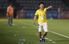 HLV Nguyễn Văn Sỹ: 'Trọng tài nặng tay khi cho thẻ cầu thủ chúng tôi'