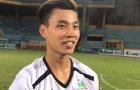 """Vũ Văn Thanh: """"Tôi ghi bàn nhưng vẫn chưa đạt 100% phong độ"""""""