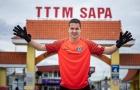 Filip Nguyễn nhận danh hiệu 'Thủ môn xuất sắc nhất Giải VĐQG CH Séc'