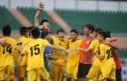 Thắng nghẹt thở Viettel, U15 Thanh Hóa có mặt ở trận chung kết
