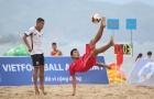 """Bóng đá bãi biển 2019: Tân binh Gia Việt """"cưa điểm"""" với nhà ĐKVĐ Khánh Hòa"""