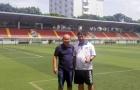 Điểm tin bóng đá Việt Nam tối 02/08: Thăm sân nhân tạo ĐH Tôn Đức Thắng, thầy Park sẵn sàng gặt Vàng SEA Games