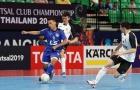 Giải futsal CLB châu Á 2019: Thắng nghẹt thở AGMK, Thái Sơn Nam giành hạng ba
