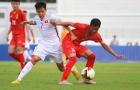 Ngược dòng trước Myanmar, U15 Việt Nam toàn thắng giải U15 Quốc tế 2019