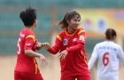 Lượt về giải bóng đá nữ VĐQG 2019: Hứa hẹn nhiều trận cầu hấp dẫn