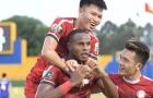 TP.HCM có 3 điểm trong trận mưa bàn thắng trên sân Vũng Tàu