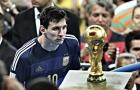 Lionel Messi, World Cup và sự thừa nhận