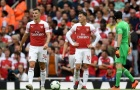 'Cầu thủ Arsenal không hề có sức mạnh tinh thần'
