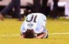 Góc nhìn: Yếu bóng vía như Argentina