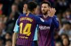 Bước qua Messi là câu trả lời đanh thép nhất Coutinho gửi đến Barca