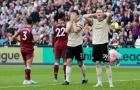 Thất thủ trước West Ham, Man Utd lộ ra vô số vấn đề