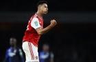 Thắng lớn ở Cúp Liên đoàn, Arsenal mơ về tương lai lật đổ Man City và Liverpool