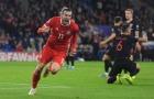 Bale tỏa sáng, xứ Wales cầm chân thành công Á quân thế giới