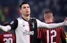 Messi và Ronaldo thất thế thấy rõ trong cuộc đua Chiếc giày vàng