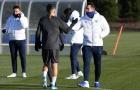 Lampard ngẫu hứng tái hiện lại hình ảnh của Quaresma trên sân