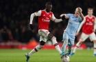 5 điểm nhấn Arsenal 1-0 Leeds United: Người hùng Reiss Nelson; 'Ân sư' của Pep lợi hại