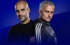 Đại chiến đượm buồn của Pep Guardiola và Jose Mourinho
