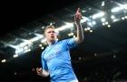 Hậu án phạt, Man City trút giận lên West Ham trong trận đá bù