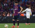 Hàng thủ thảm họa, Barca thất bại muối mặt tại chung kết Cúp nhà Vua