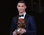 Cầu thủ xuất sắc nhất năm 2017 Cristiano Ronaldo - Những bàn thắng cuộc đời