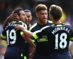 Tân binh tỏa sáng, Arsenal thắng trận đầu Premier League