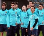 La Masia đang ở đâu trong đội hình Barcelona?