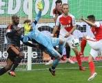 Lại thắng hủy diệt, Monaco đòi lại ngôi đầu Ligue 1