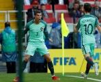 22h00 ngày 24/06, New Zealand vs Bồ Đào Nha: Đánh chiếm ngôi đầu