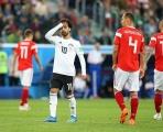 Mohamed Salah trở lại và nổ súng, Ai Cập vẫn không tránh khỏi thất bại