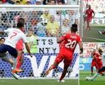 Giã nát Panama 5 bàn trong hiệp một, tuyển Anh gửi lời tuyên chiến đến tuyển Bỉ