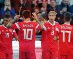 21h00 ngày 25/06, Uruguay vs Nga: Bạch Dương tiếp tục bay cao?